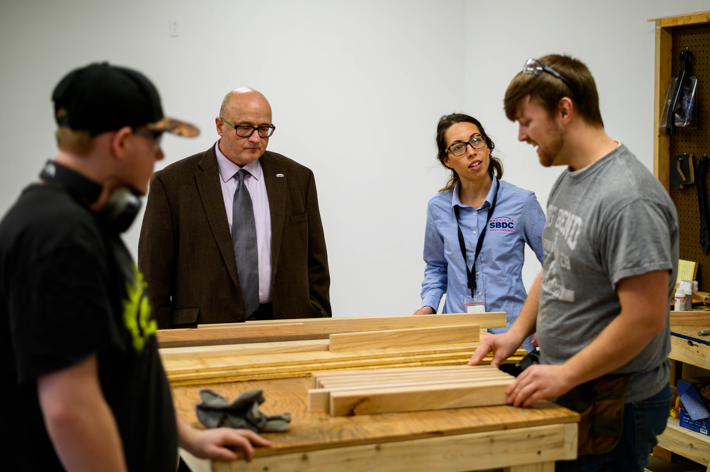 JCDC Woodworks: A passion for woodcraft creates jobs for disabled persons